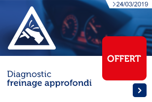 Diagnostic freinage offert