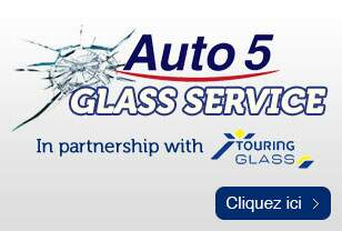 Glass service with Touring Glass