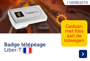 Badge télépéage