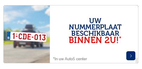 Prestaties Voor Uw Wagen In Uw Auto5 Center